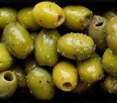 Pesto Olijven