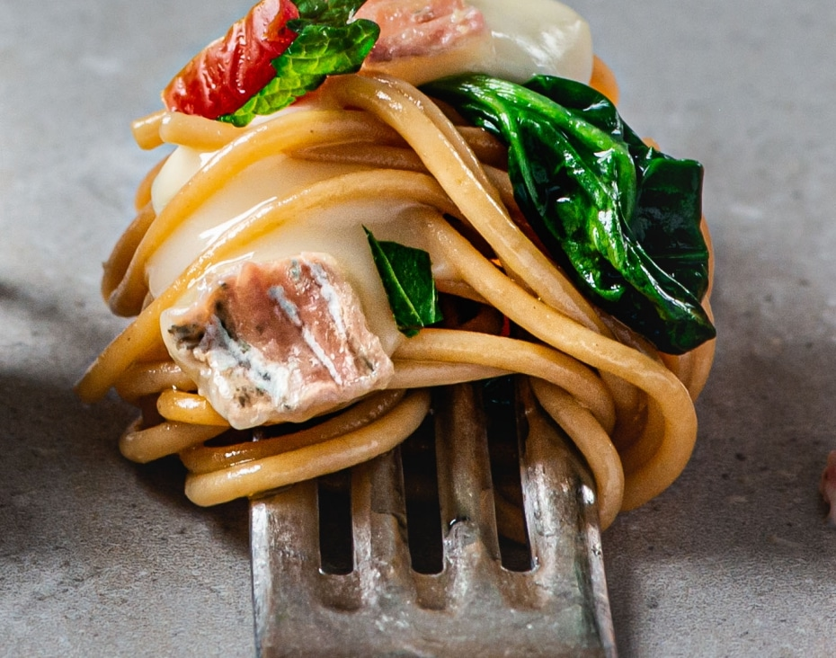 Pasta met Italiaanse Taleggio