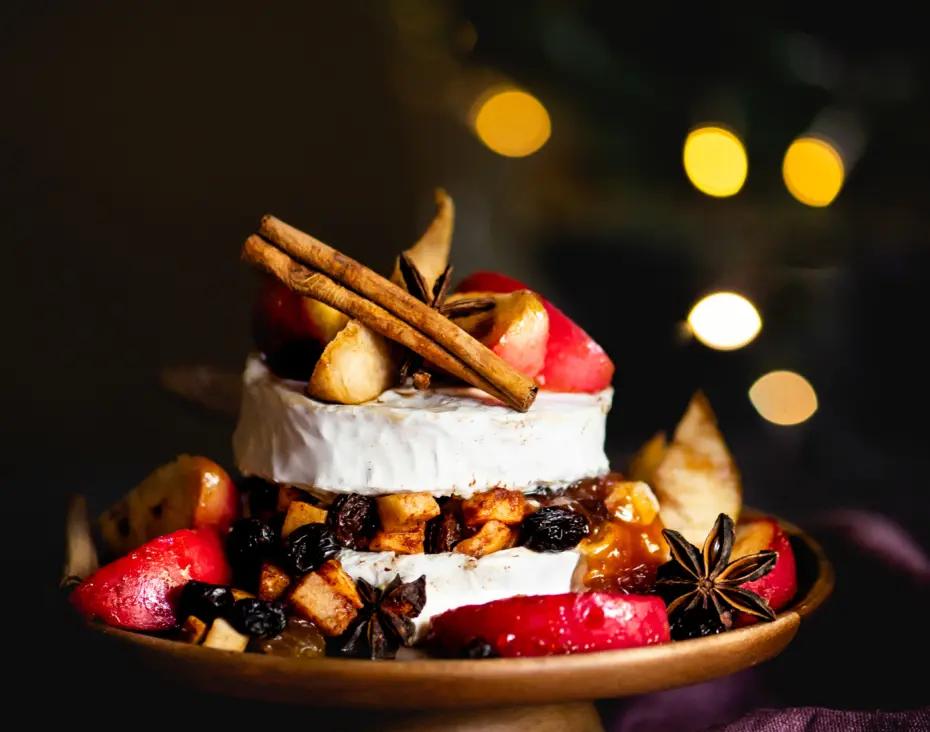 Bijzondere kaastaart als dessert