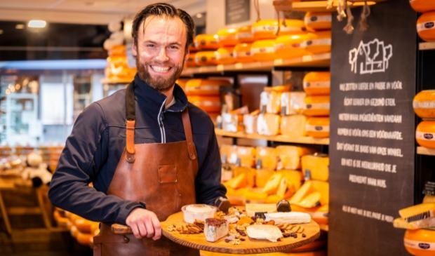 De kaasplank van Jan Jaap