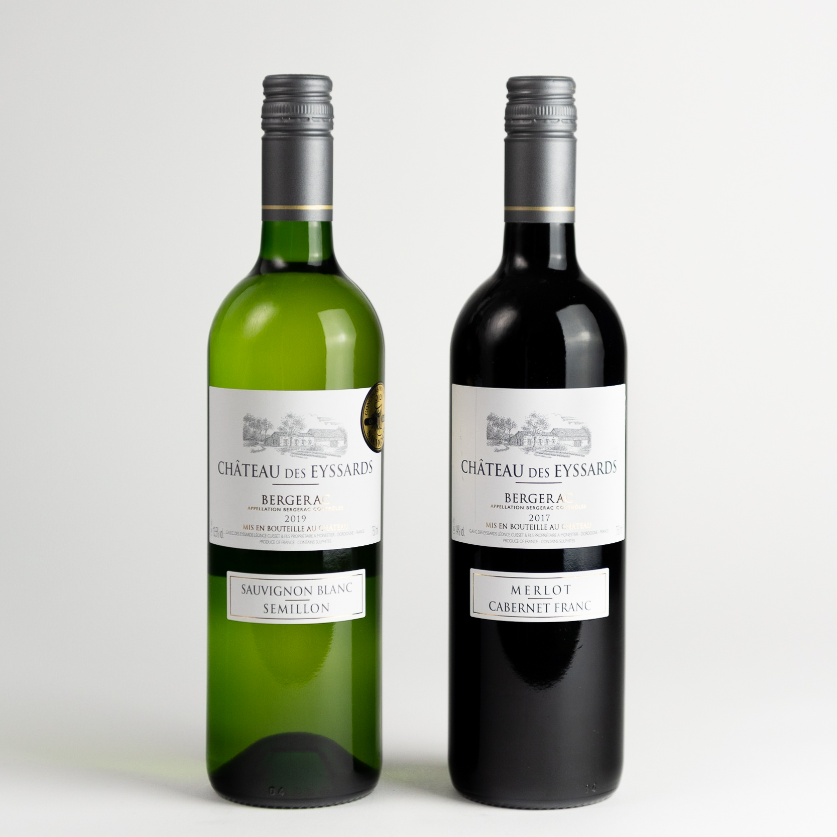 Château des Essyards | Sauvignon blanc & rouge