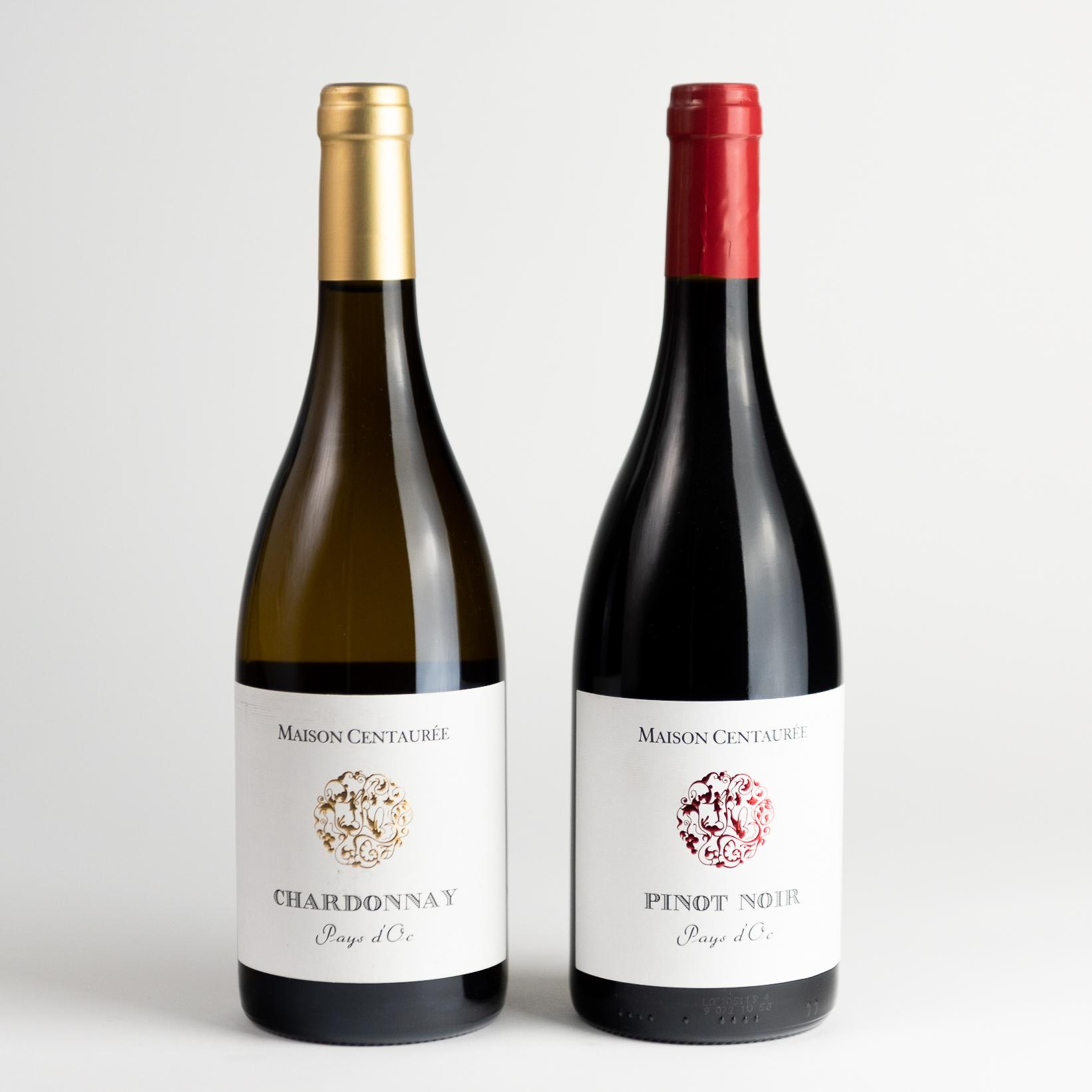 Maison Centaurée   Chardonnay & Pinot noir