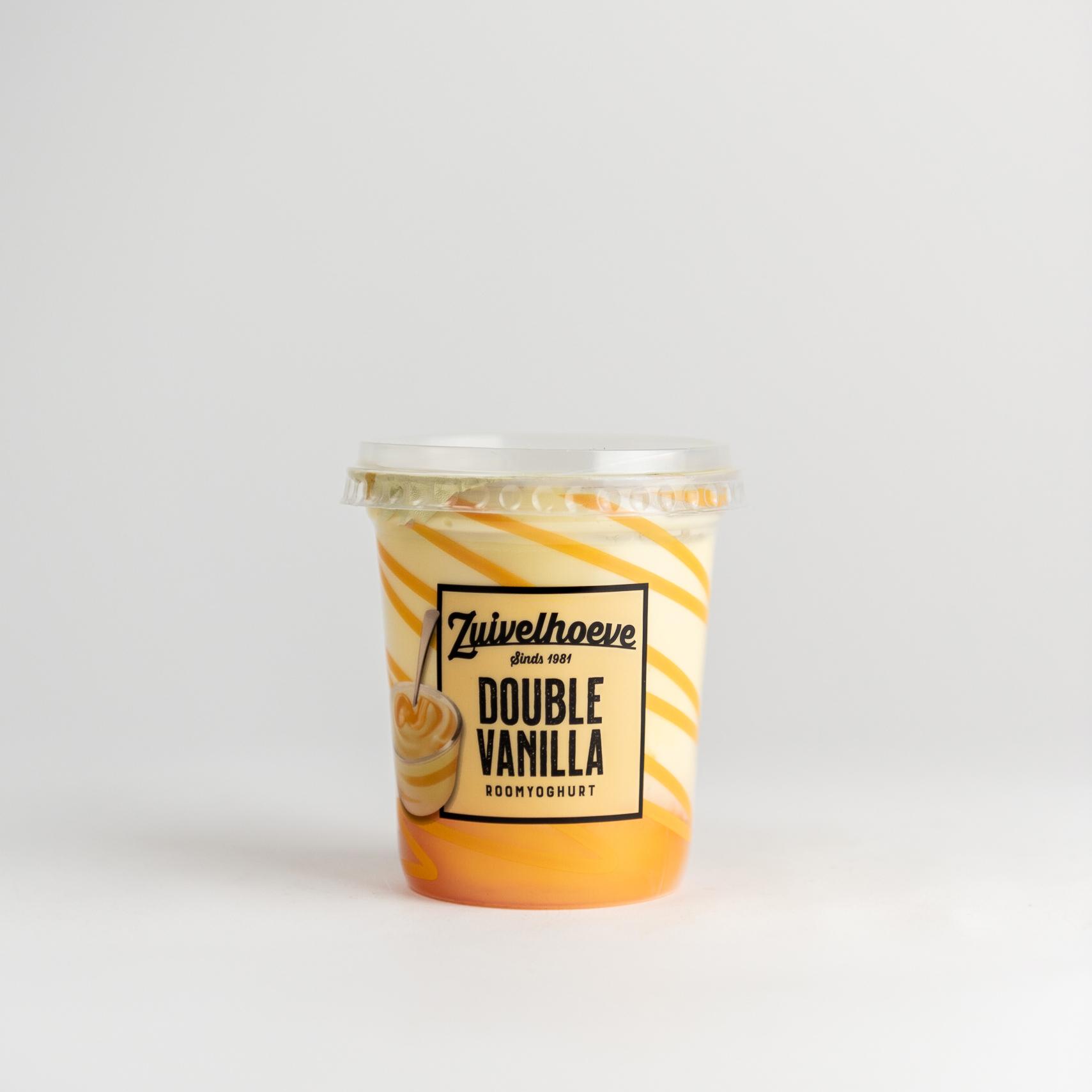 Roomyoghurt Double Vanilla