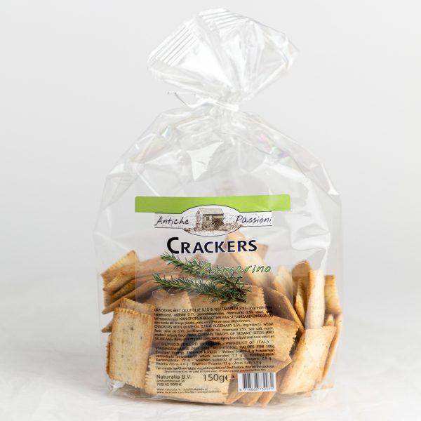 Crackers | Rosmarino