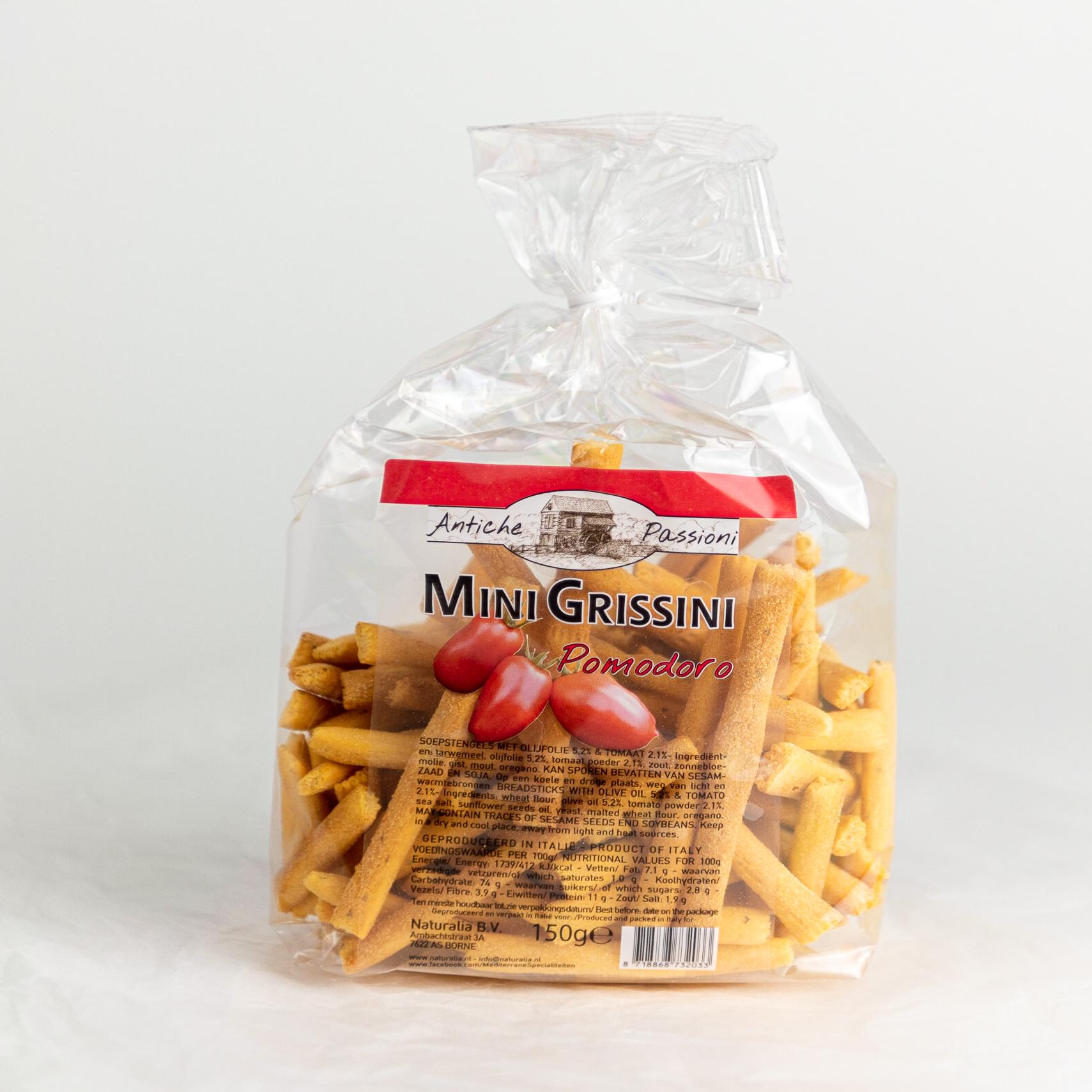 Mini Grissini | Pomodoro