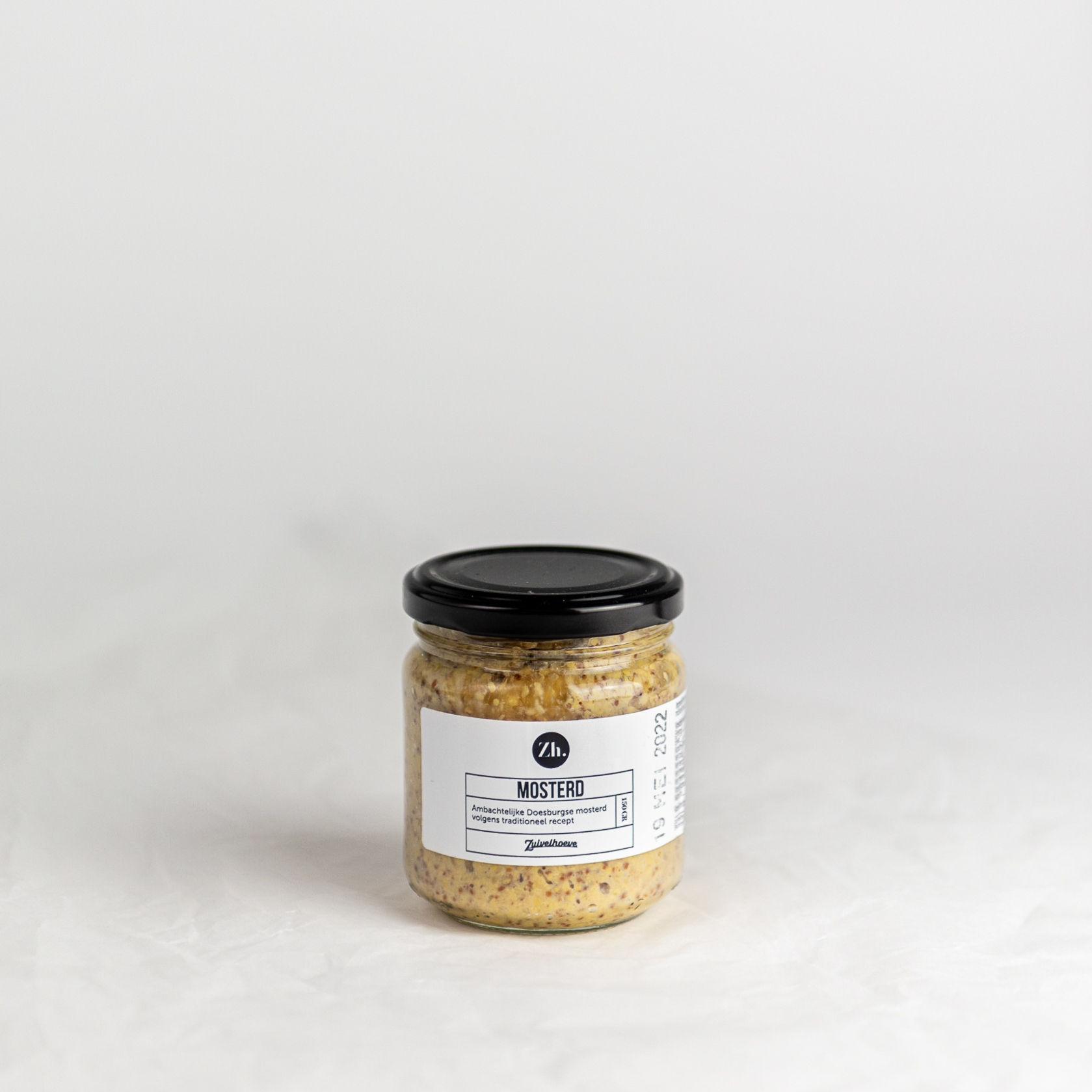 Zuivelhoeve mosterd