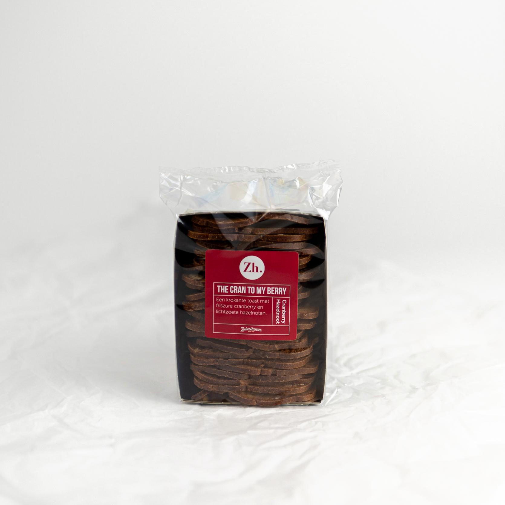 Zh. Toast | Cranberry Hazelnoot