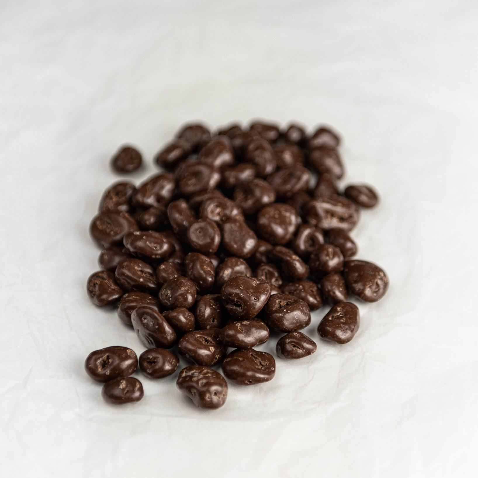 Chocolade jumbo rozijnen | Melk