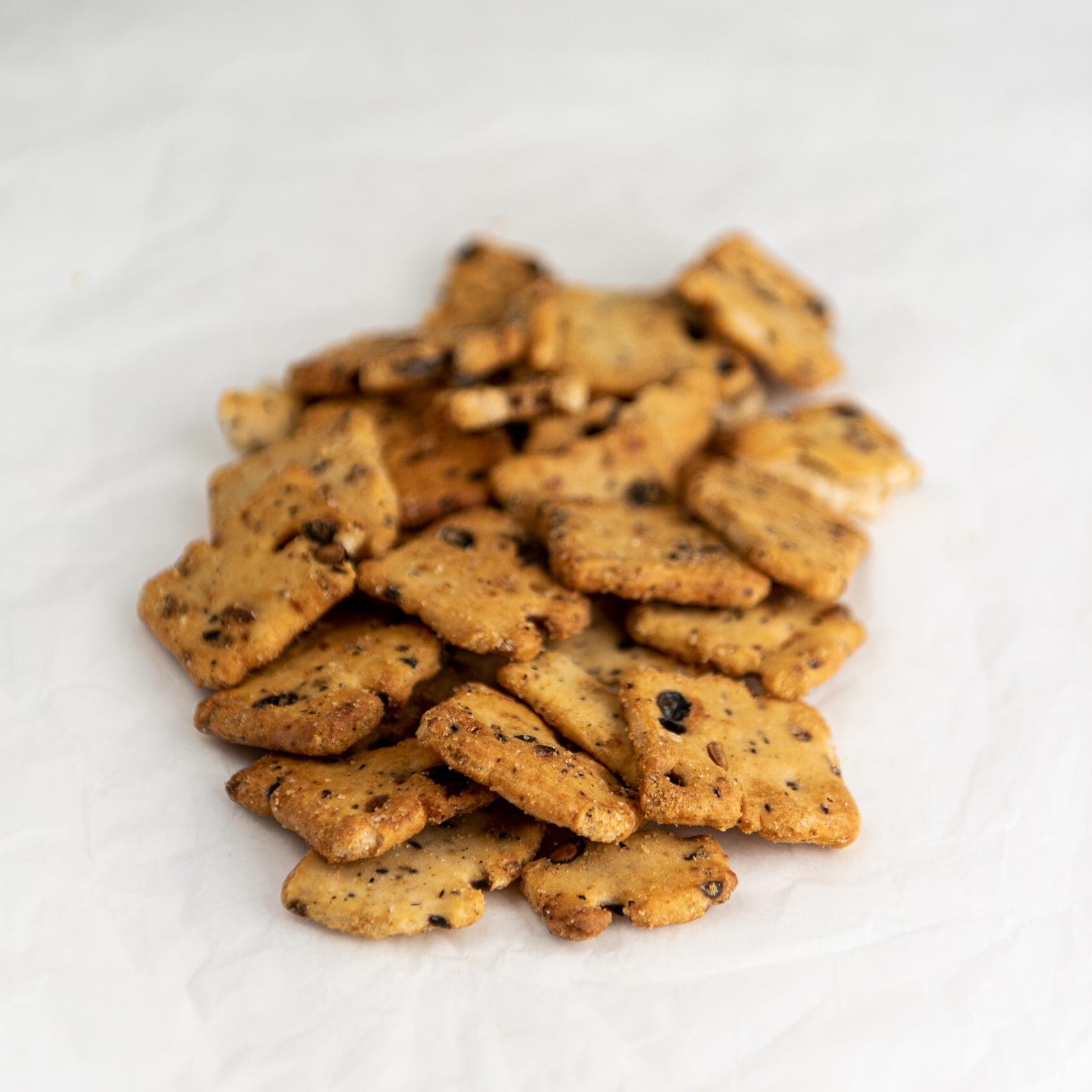 Soy Bean   Cookie Teriyaki