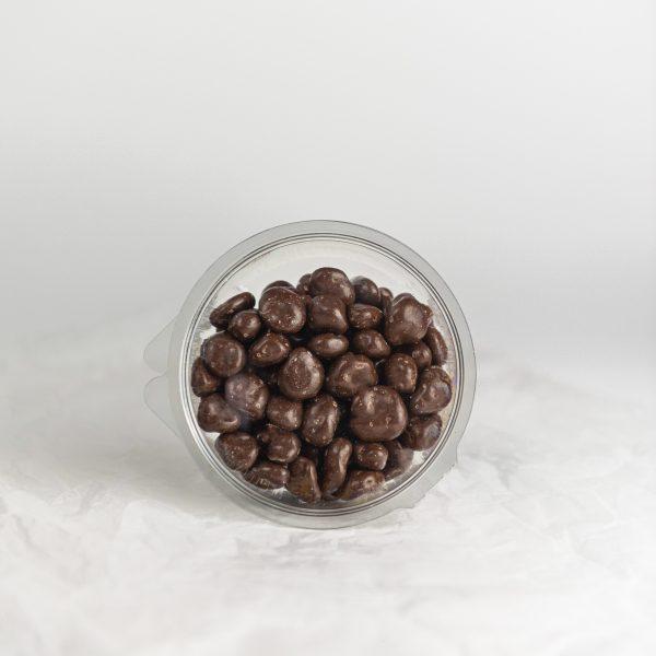 Chocolade jumbo rozijnen   Melk