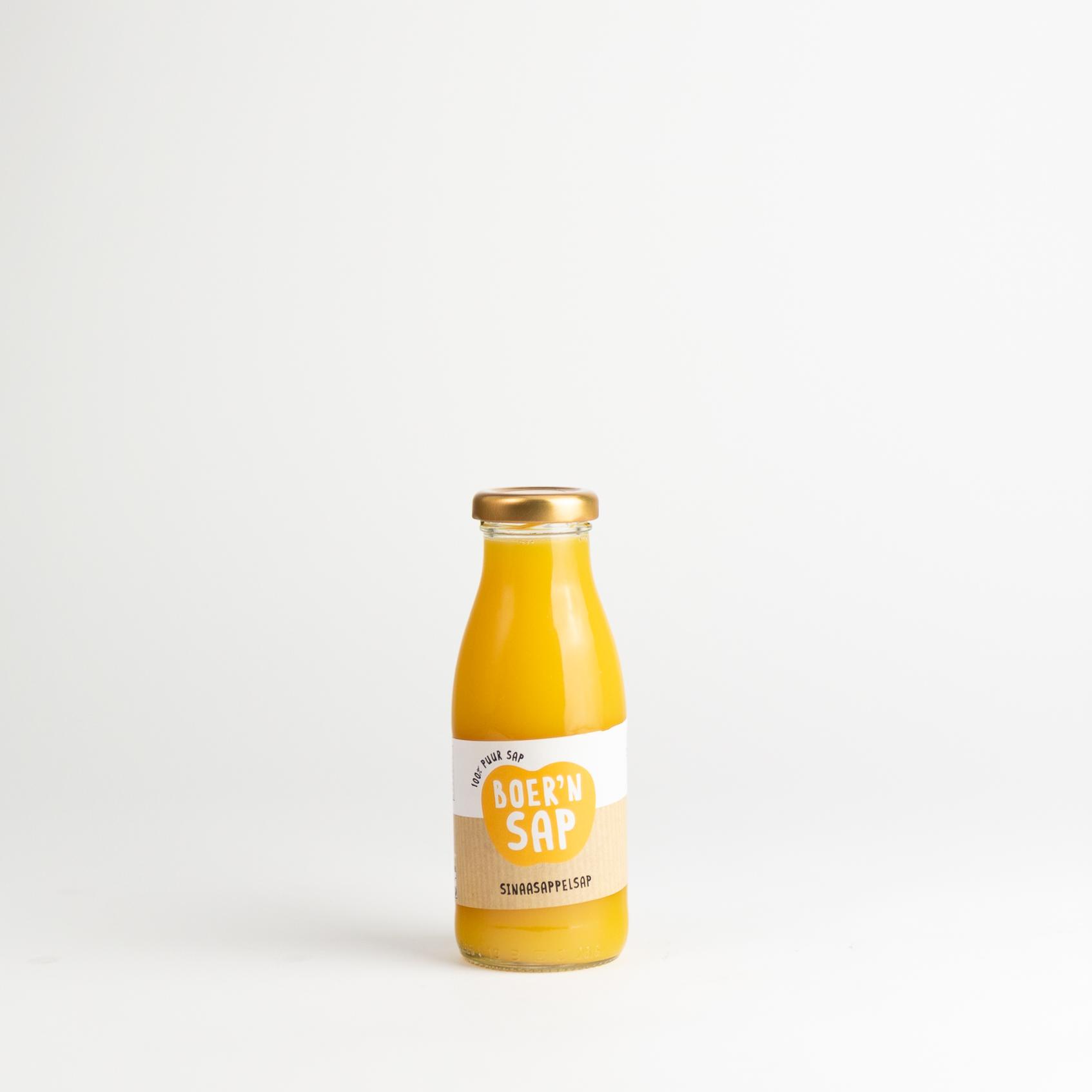 Boer'n Sinaasappelsap Klein